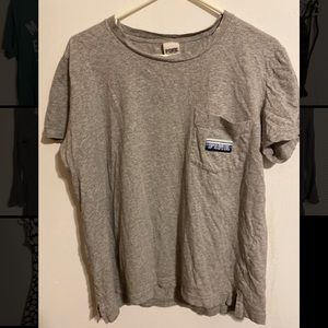 Victoria secret pocket tee shirt